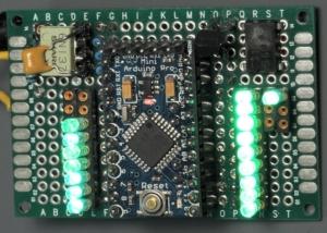 17-Function DCC Decoder