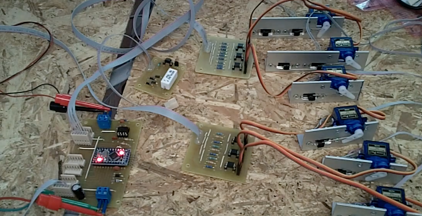 Model Railroading with Arduino – Combining the Power of